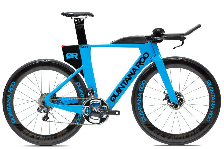 2018 PRsix Disc Electric Blue